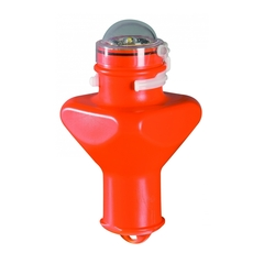 Stella led floating lifebuoy light