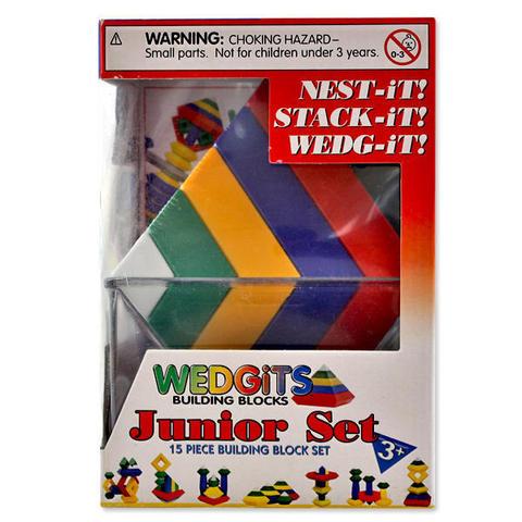 WEDGITS Junior Set 15 деталей