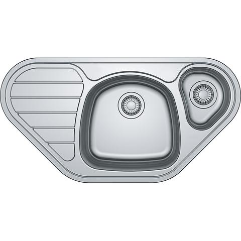 Кухонная мойка Franke SKX 651-E, нержавеющая сталь