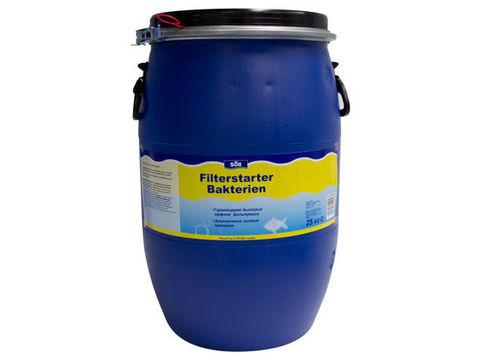 FilterStarterBakterien 25 кг - Сухие бактерии для запуска системы фильтрации