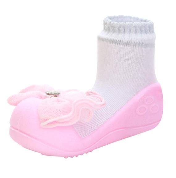 Детская обувь, ботинки марки Attipas с бантиком