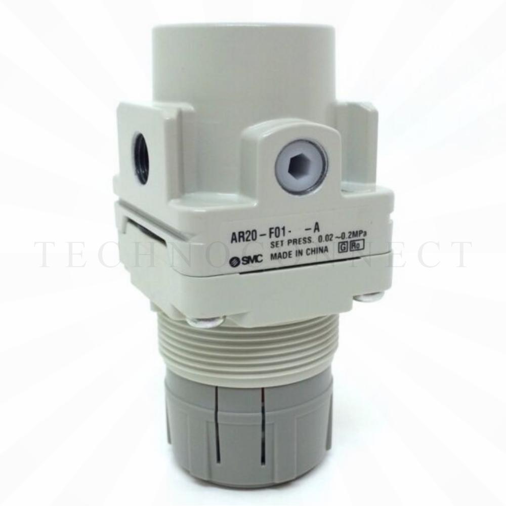AR20-F02-B   Регулятор давления, G1/4