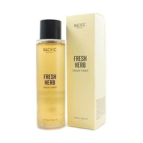 NACIFIC Fresh Herb Origin Toner освежающий органический тонер для проблемной кожи