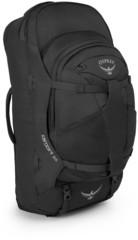 Сумка рюкзак Osprey Farpoint 55 Volcanic Grey