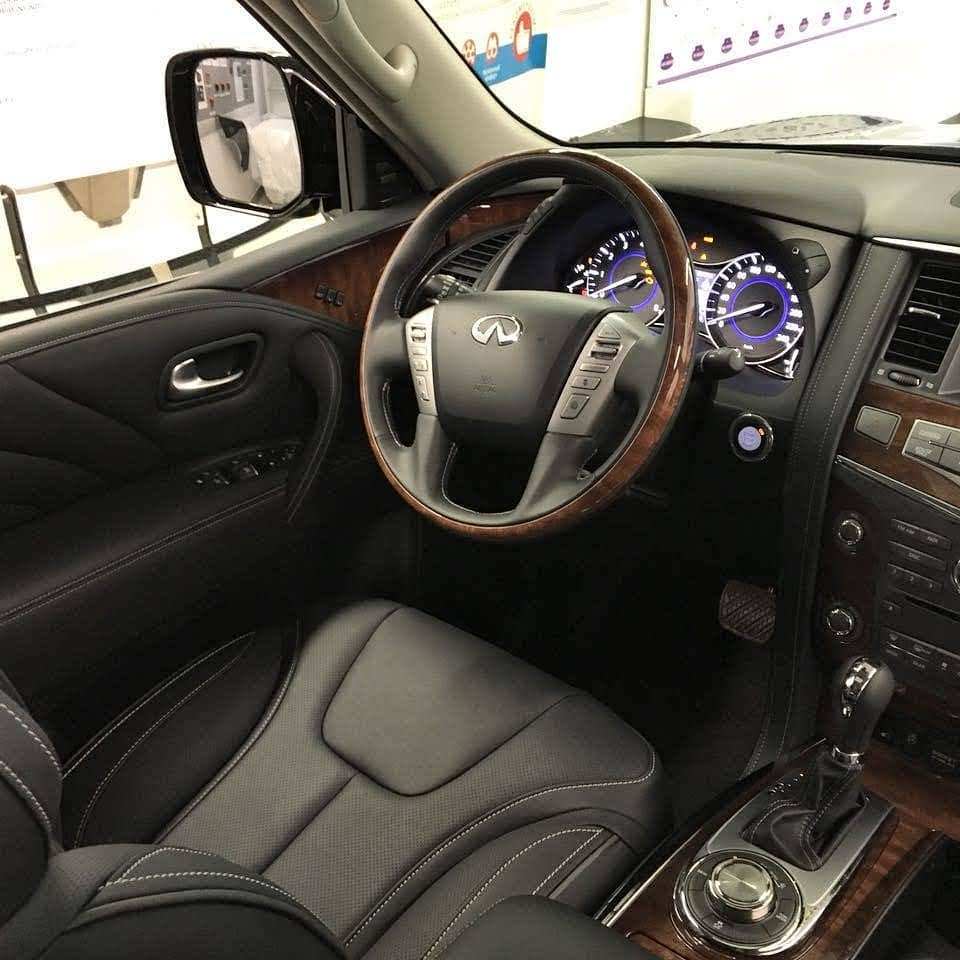 Сиденья MBS Smart Seats для Infinity QX80