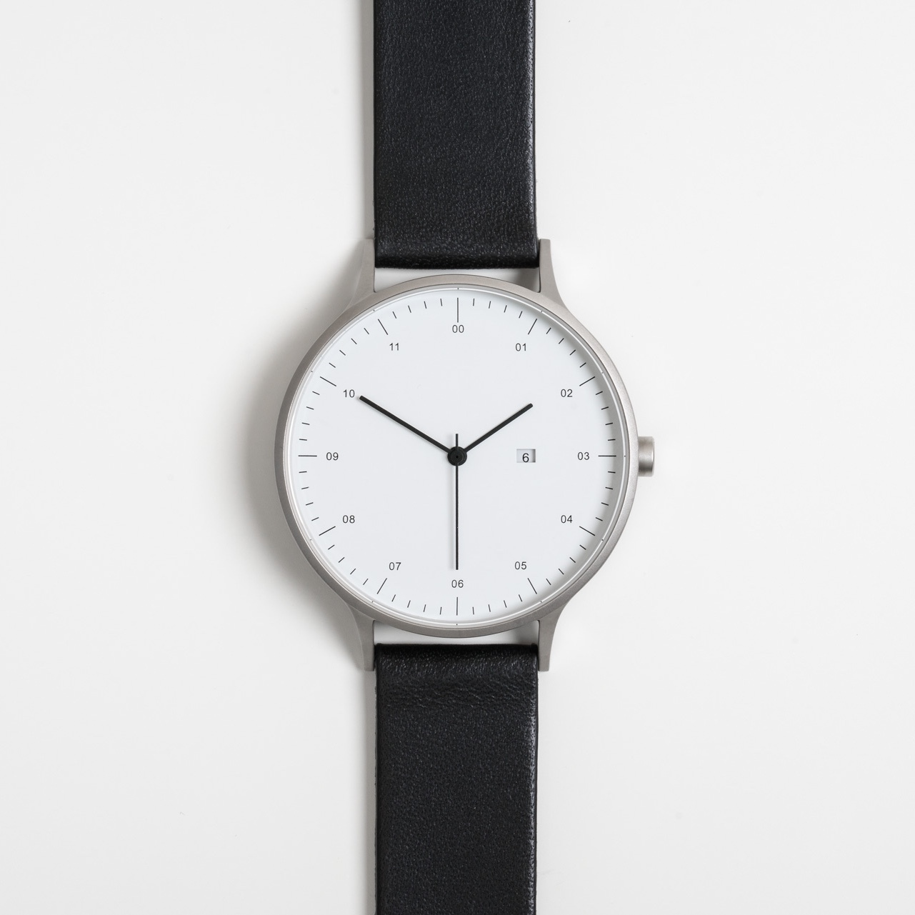 Instrmnt 01-C Silver