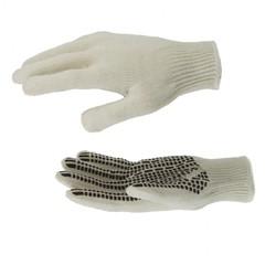 Перчатки трикотажные, ПВХ гель
