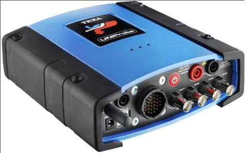 UniProbe мотортестер на базе ПК