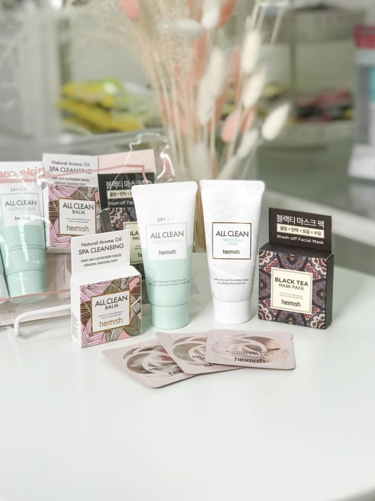 Набор Heimish All Clean Mini Kit