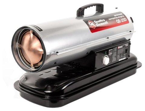 Нагреватель воздуха дизел. прямого нагрева QE- 25D (25кВт)