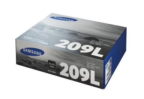 Оригинальный картридж Samsung MLT-D209L (SV007A) черный