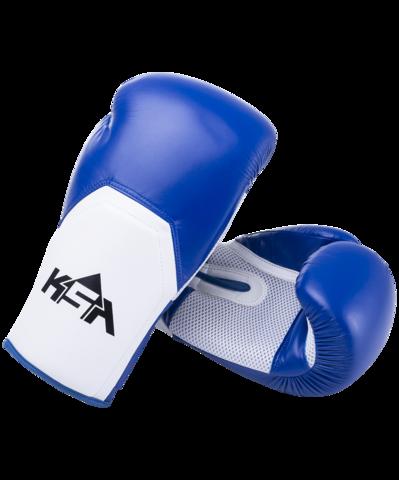 Перчатки боксерские Scorpio синие