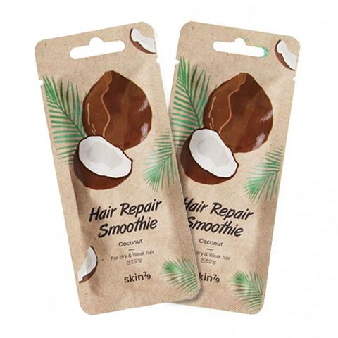 Skin 79 Маска для волос питательная с кокосом Hair Repair Smoothie - Coconut 20 мл