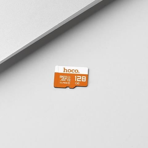 Карта памяти TF HOCO TF high speed 128GB