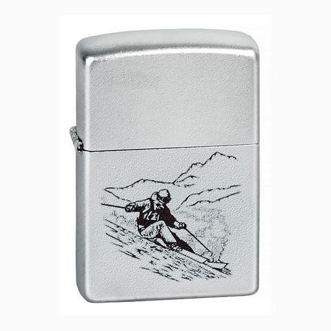 Зажигалка Zippo Skier