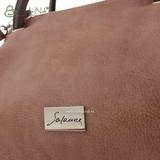Сумка Саломея 278 итальянский какао + шоколад