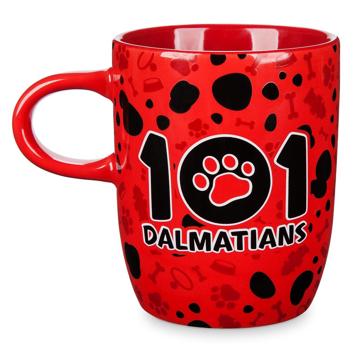 Кружка Дисней - «101 Далматинец»