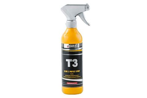 BRAYT T3 Очиститель+защита 500ml