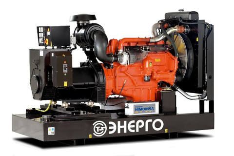 Дизельный генератор Energo ED 250/400 IV