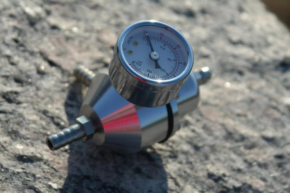 Регулятор давления топлива для атмо/турбо автомобилей универсальный