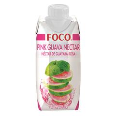 FOCO нектар розовой гуавы 330 мл