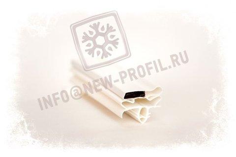 Уплотнитель 66,5*54 см для холодильника Zanussi ZRB 370А (холодильная камера) Профиль 010
