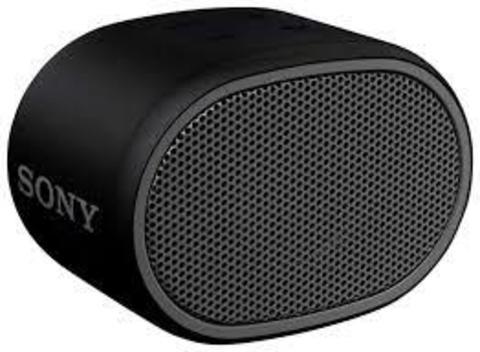 Портативная акустика Sony SRS-XB01 (черный)
