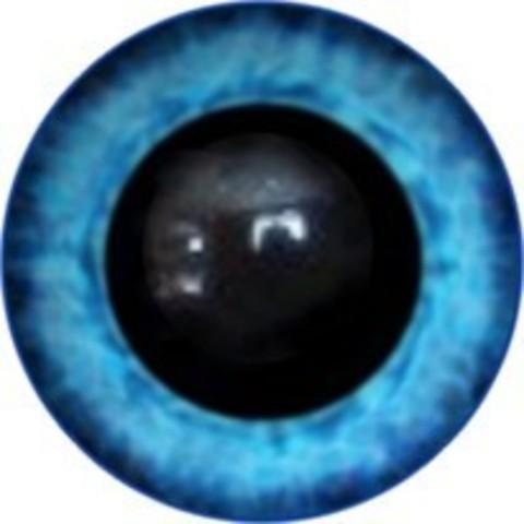 Глаза для игрушек, 12 мм, с ножкой