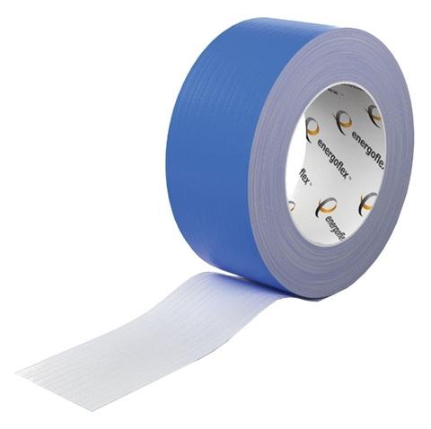 Energoflex 48 мм х 25 м синяя лента армированная самоклеящаяся