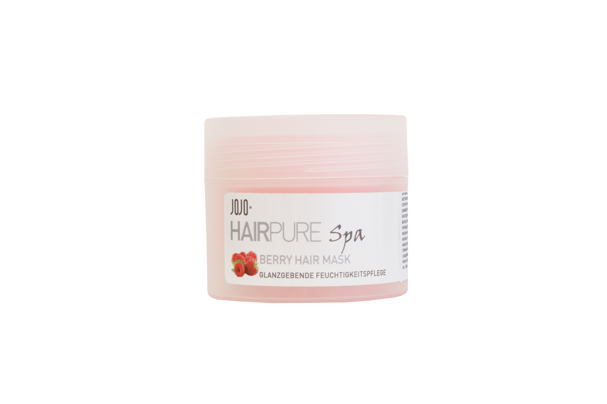 SPA BERRY HAIR MASK