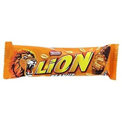 Батончик Lion Peanut bar 42 гр