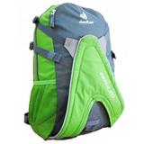 Картинка рюкзак для роликов Deuter Winx 20 Granite-Spring -