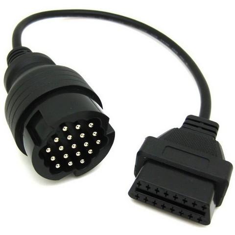 Переходник OBD2 на PORSCHE 19 pin