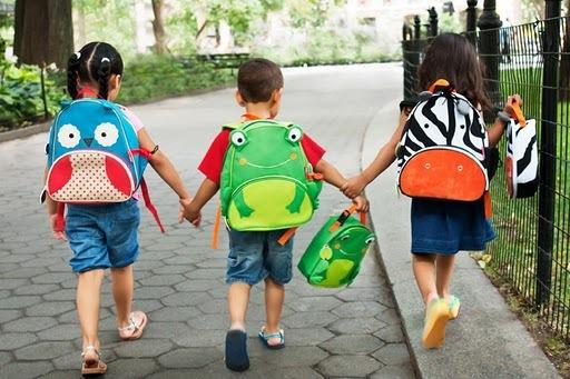 Рюкзак детский Skip Hop Zoo Сова