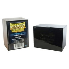 DS Deckboxes: Acrylic Black (100)