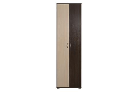 Шкаф для одежды Глория 102 Моби венге, дуб паллада