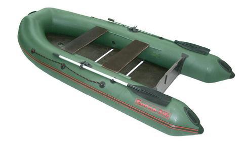 Лодка «CatFish 310»