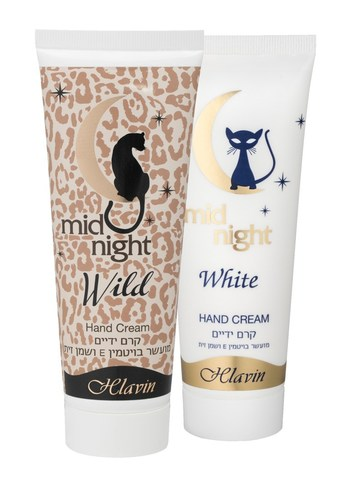 Крем для рук HLAVIN MIDNIGHT WHITE