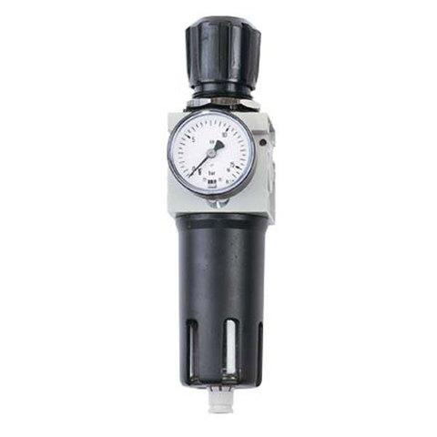 Фильтр-регулятор давления с манометром FDM 1/4 W (DGKD225026)