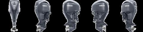 Лодочный мотор Yamaha F300GETU LS