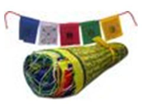 Флаг ритуальный буддистский малый