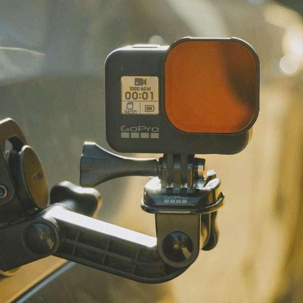 Набор фильтров PolarPro Cinema Series SHUTTER для HERO8 Black