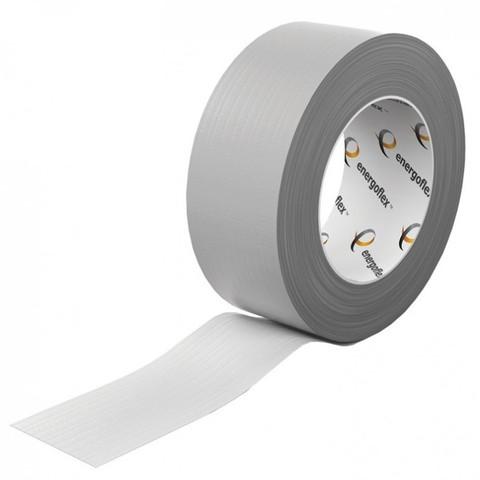 Energoflex 48 мм х 50 м серая лента армированная самоклеящаяся