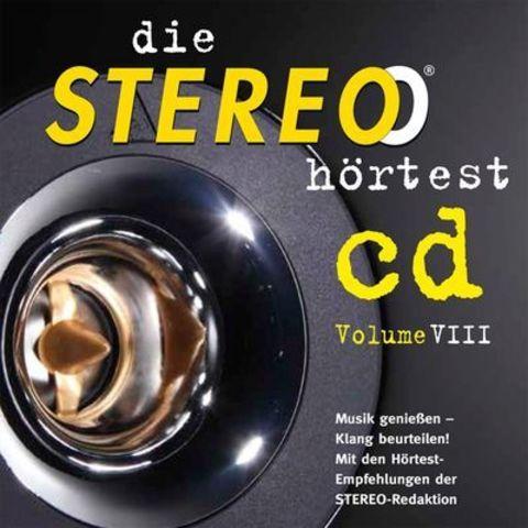 Inakustik CD, Die Stereo Hortest CD, Vol. VIII, 0167928