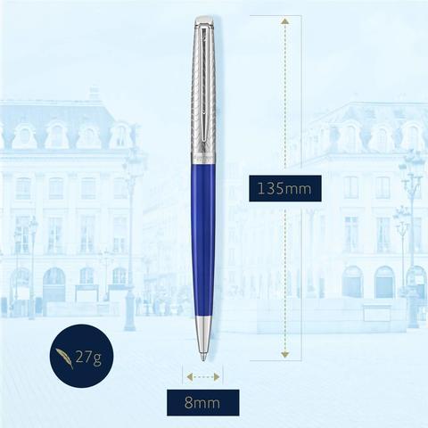 Шариковая ручка Waterman Hemisphere Deluxe Blue Wave123
