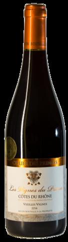 Les Vignes du Prince Cotes du Rhone AOC Vieilles Vignes