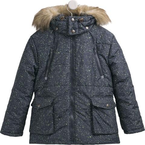 КТ198 Куртка для мальчика зимняя