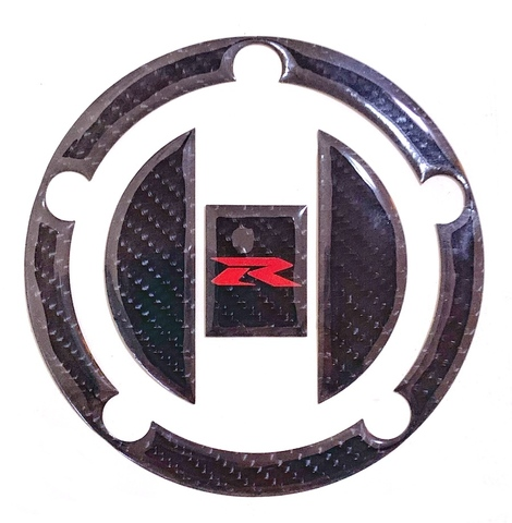 Наклейка на лючок бака Suzuki GSX-R