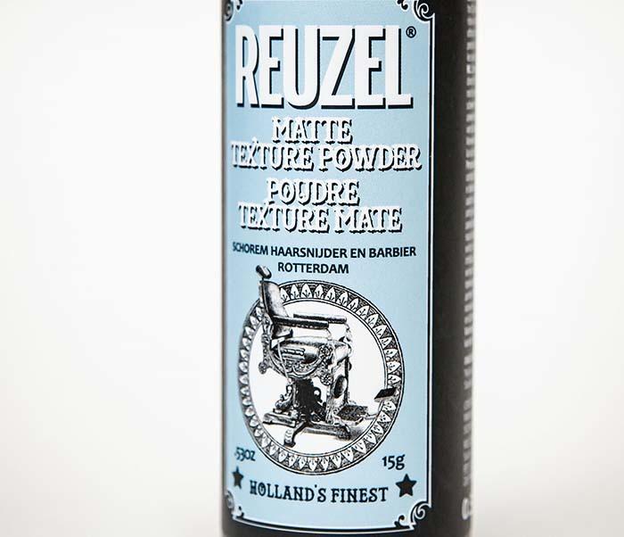 CARE162 Пудра для укладки и объема волос Reuzel Matte Texture Powder (15 гр) фото 02