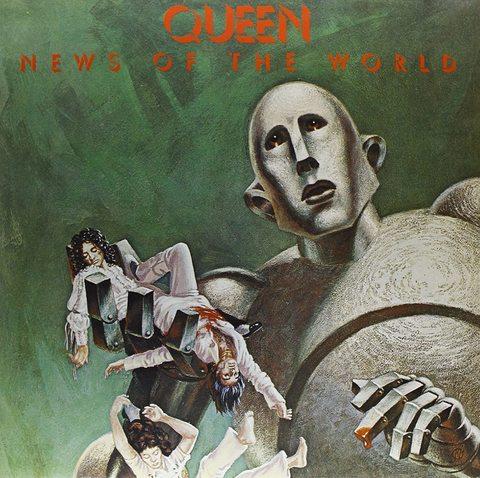 Виниловая пластинка Queen – News Of The World (LP)